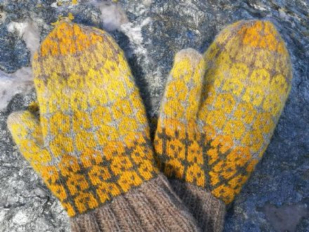 Mittens for Good Neighbours #3 - Tori Seierstad (TorirotDesign)